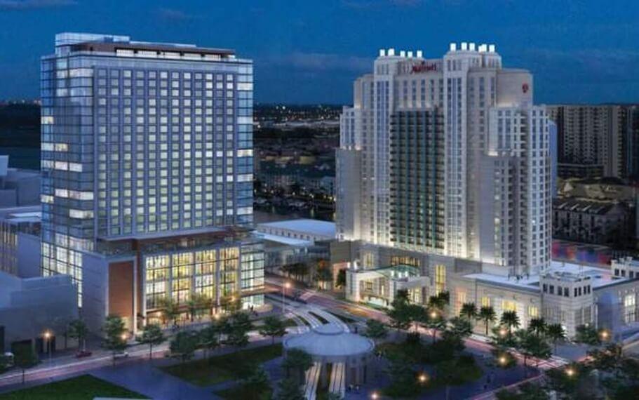 JW Marriott Tampa Water Street